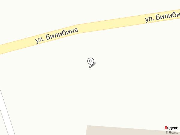 Ремикс на карте Якутска