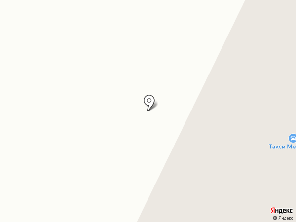 Межгород на карте Якутска