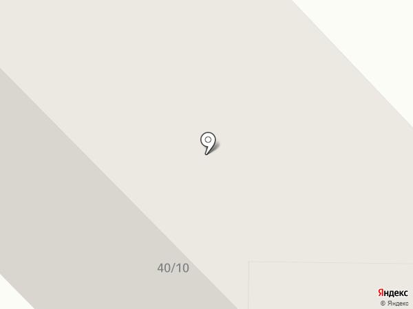 Строитель на карте Якутска