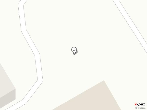 Некрополь на карте Якутска