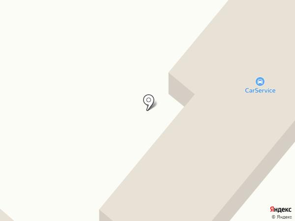 Транзит на карте Якутска