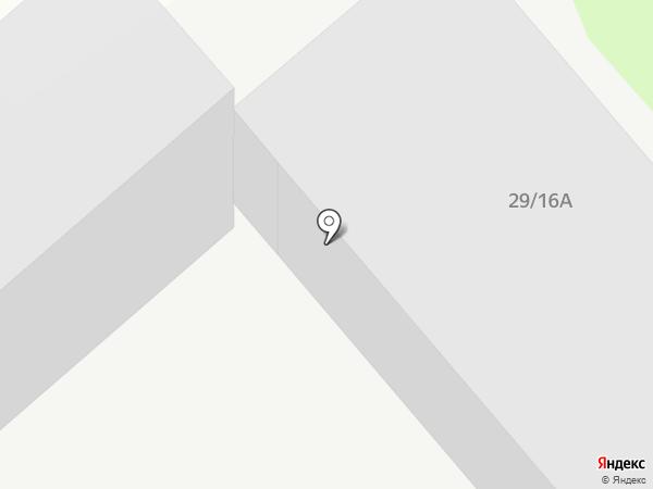 Промстройкомплект, ЗАО на карте Якутска