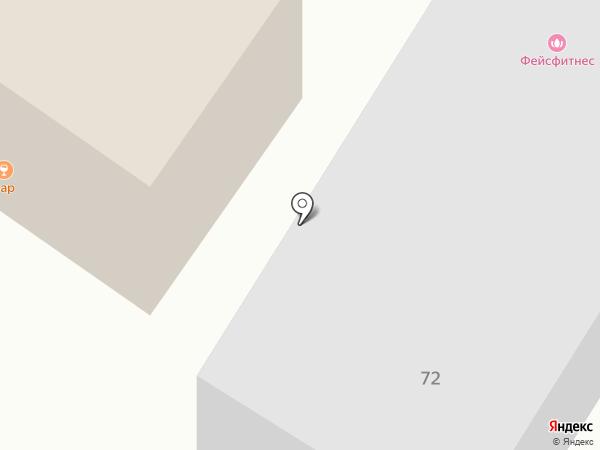 Илья на карте Якутска