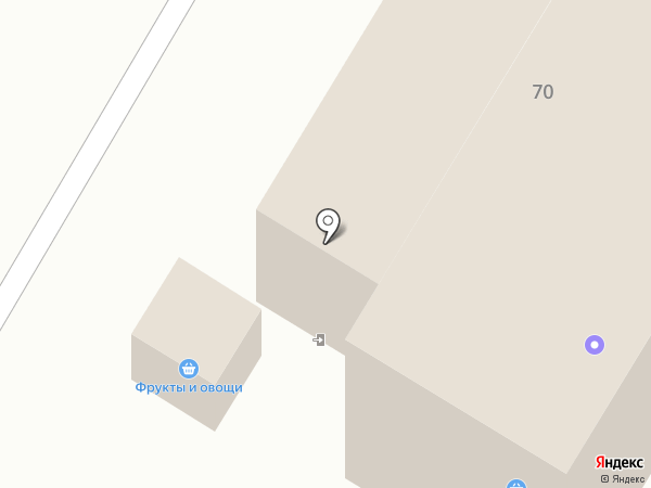 Автоспас на карте Якутска