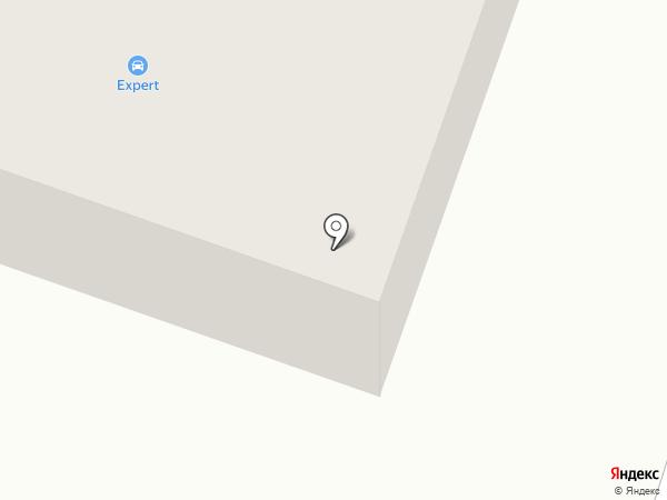 EXPERT на карте Якутска