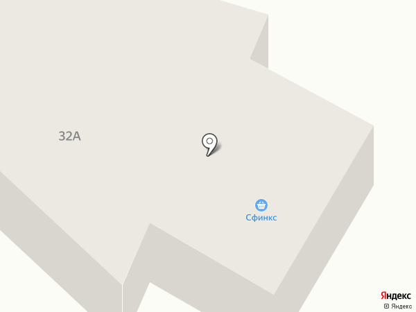 Venera на карте Якутска