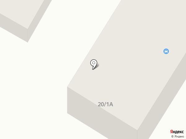 Сайсарская салон-парикмахерская на карте Якутска