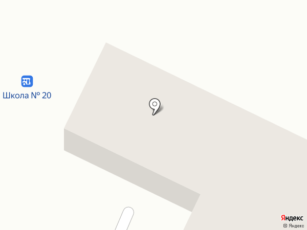 Далянь на карте Якутска