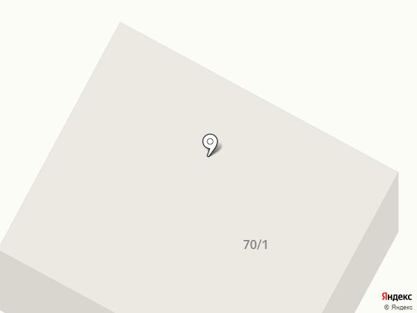Газтек на карте Якутска