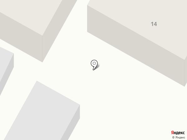 Autoparks на карте Якутска