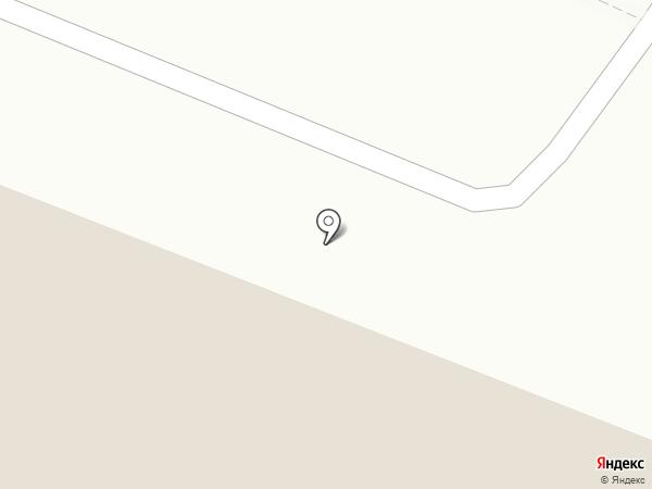 Бизон на карте Якутска