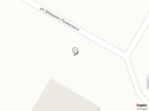 ЯХК на карте Якутска