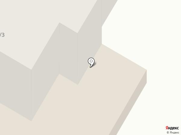Сластена-Сервис на карте Якутска