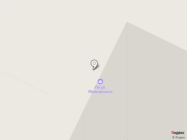 Делайн на карте Якутска