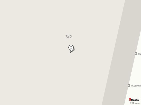 НордСтрой на карте Якутска