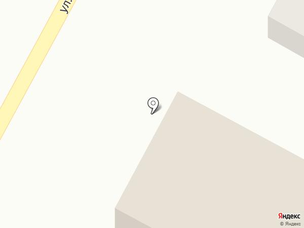Мельница на карте Якутска