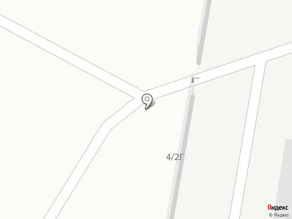 Автодор на карте Якутска