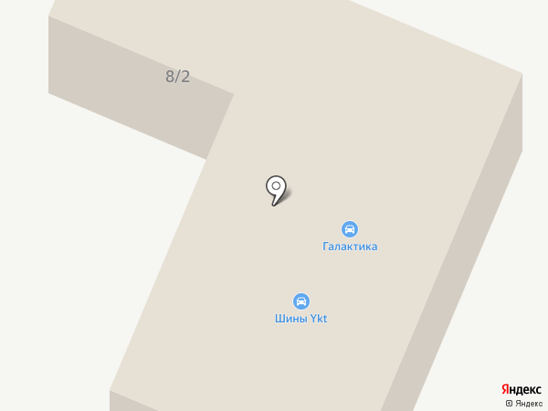 Yulsun на карте Якутска