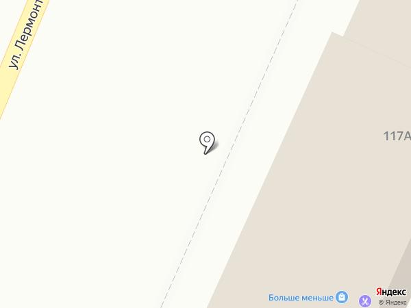 Esperanza на карте Якутска