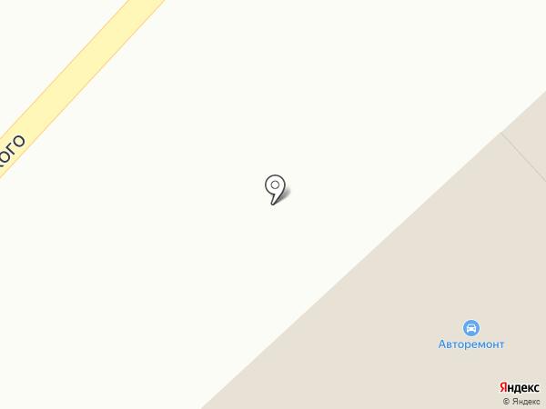АвтоГрад на карте Якутска