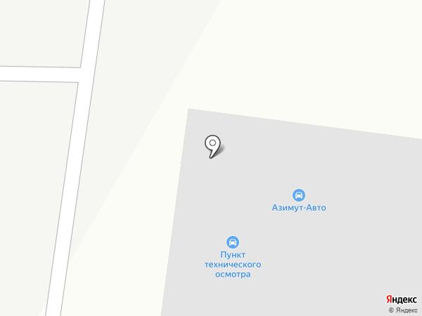 СоюзАвто на карте Якутска