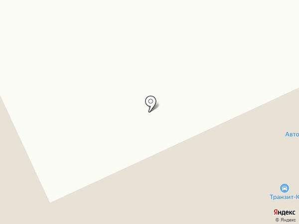 Магазин автозапчастей для УАЗ на карте Якутска