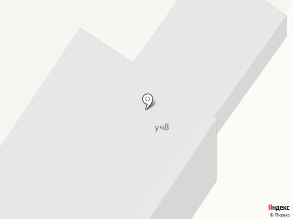 Афоня на карте Якутска
