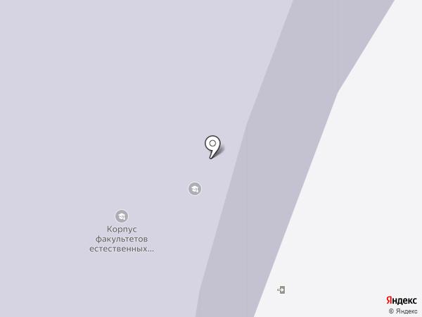 Институт непрерывного профессионального образования на карте Якутска