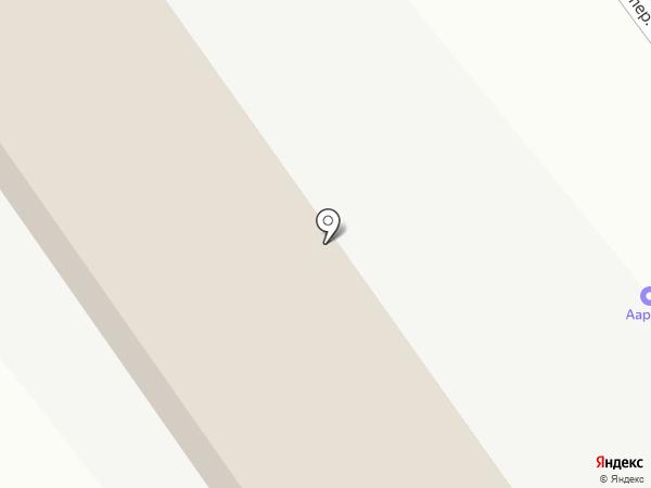 Сардаана на карте Якутска
