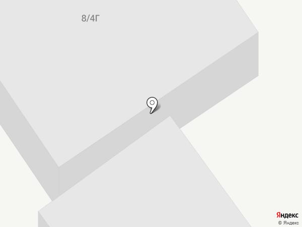 Италгаз-Якутск на карте Якутска