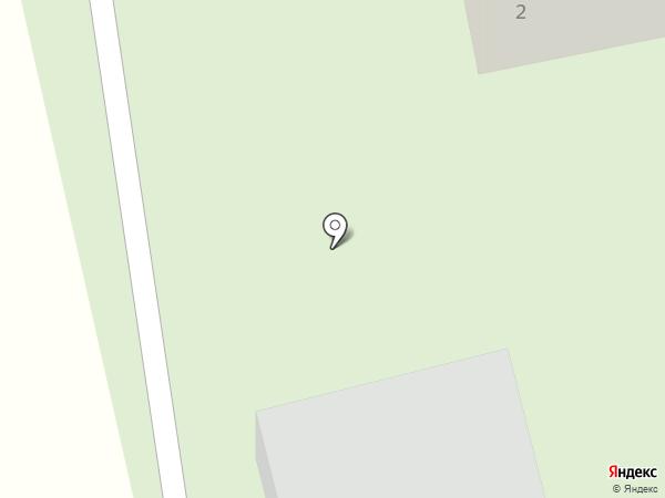 Маганское кладбище на карте Якутска