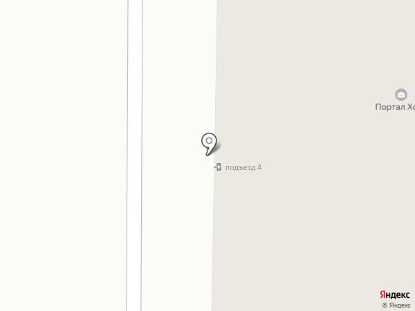 АвтоСоюз на карте Якутска