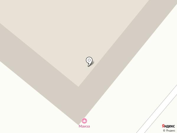 WAFL на карте Якутска