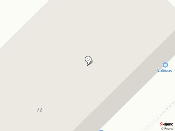 Ника на карте Якутска