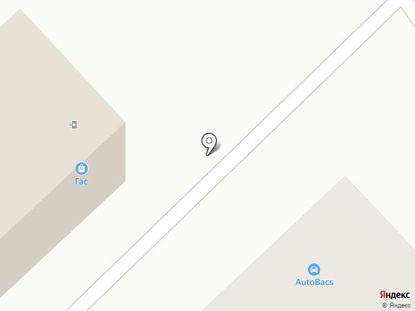 AutoBacs на карте Якутска