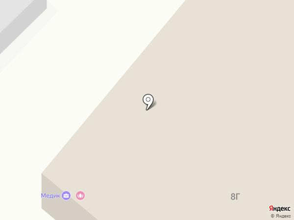 ЯкутскСтройИзыскания на карте Якутска