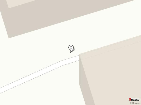 Быйан на карте Якутска