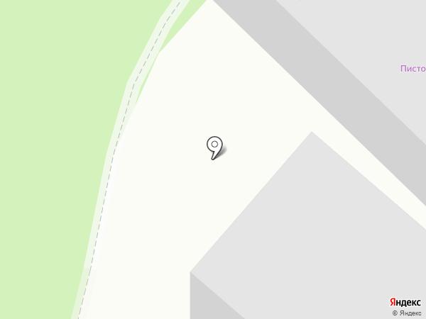 Хрустик на карте Якутска