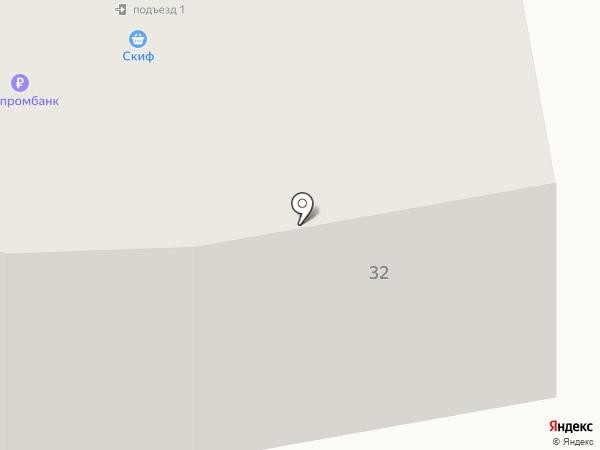Аптека Миницен на карте Якутска