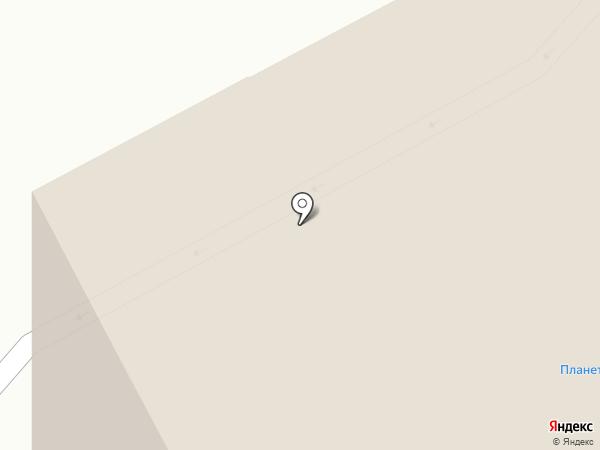 ARTEX на карте Якутска