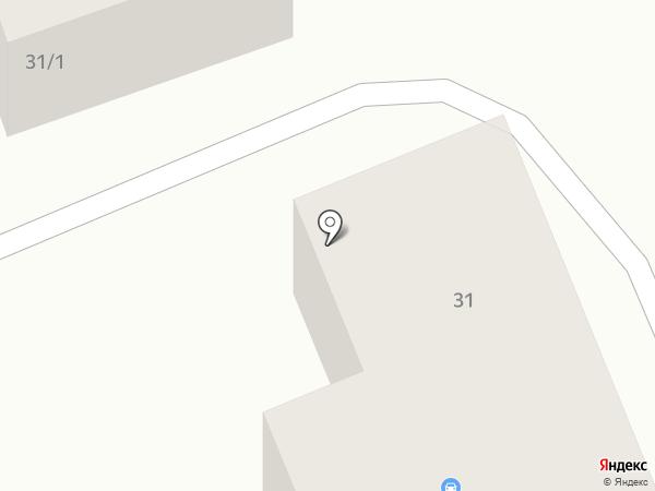 Магазин автоэмалей на карте Якутска
