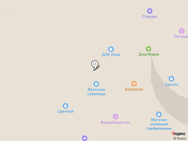 omm_shop на карте Якутска