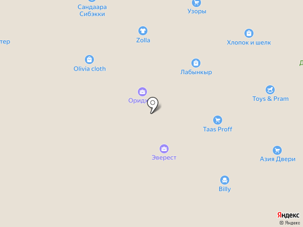 Свет Шоп на карте Якутска