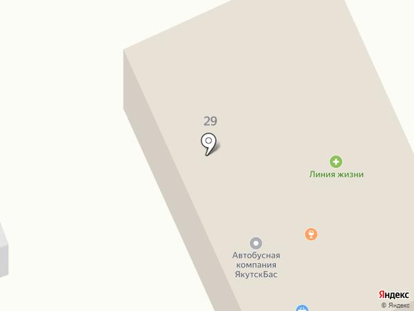 Твоя парикмахерская на карте Якутска