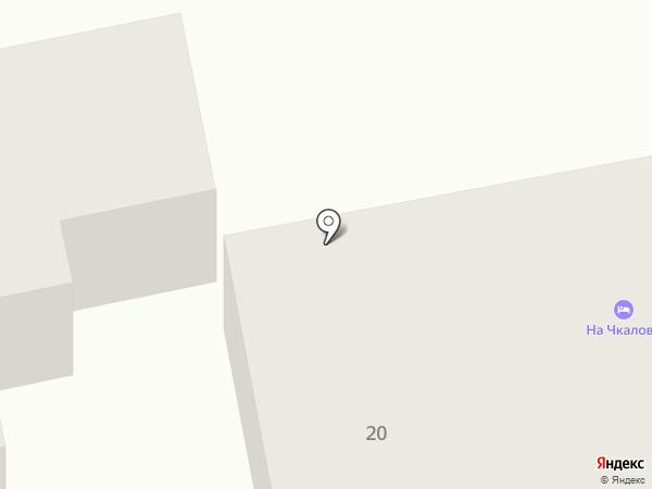 Гостиничный комплекс на карте Якутска