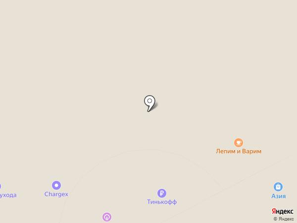 ГОСКРЕП на карте Якутска