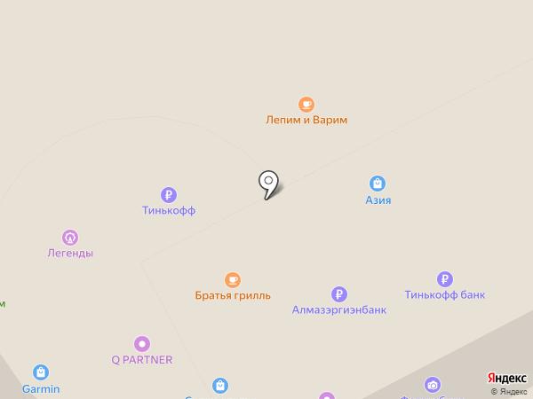 NanoTitanium на карте Якутска