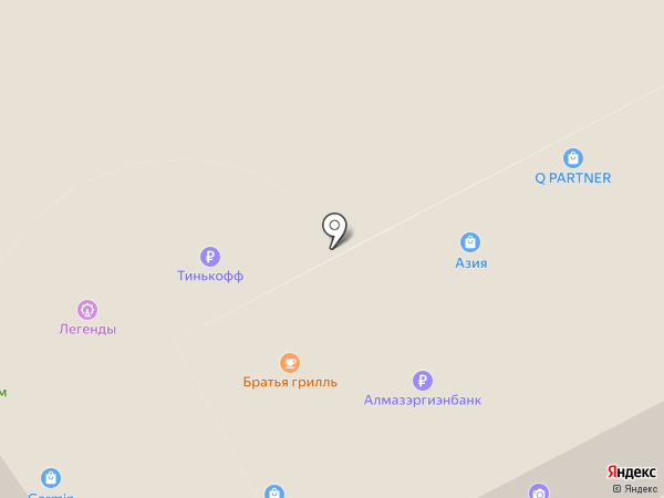 Daily coffee на карте Якутска