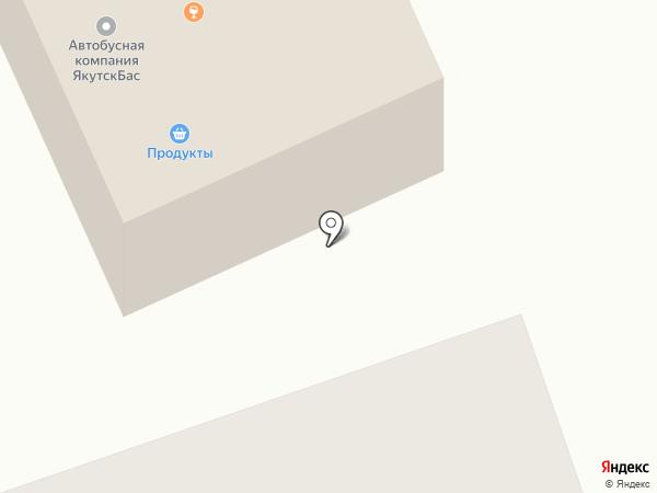 Новинка на карте Якутска