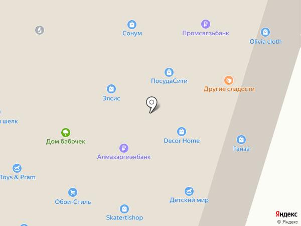 Фотостудия Виктора Заболоцкого на карте Якутска